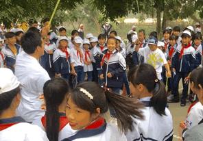 ネパールの子ども達に日本の縄跳びを届ける