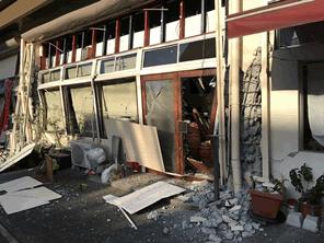 熊本地震で被災したカフェの再開を応援する