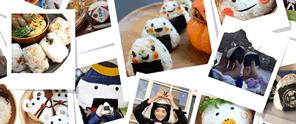 おにぎりの写真をSNSに投稿して世界の子供たちに給食を届ける