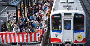 三陸鉄道1日車掌になれる券など応援企画が続々登場しています