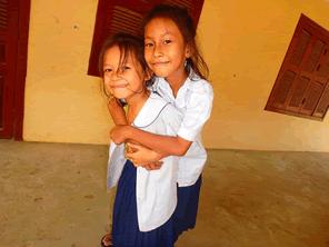 カンボジアの子供たちに支援が届かない孤児院の現状