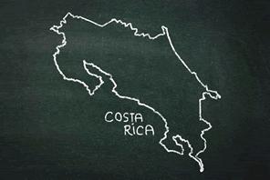 コスタリカは地球幸福度指数も高い