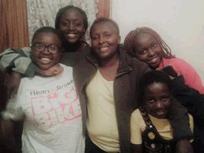 エイズに苦しむケニアを支援する