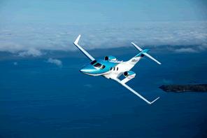 ミドリムシの燃料で飛ぶホンダジェット
