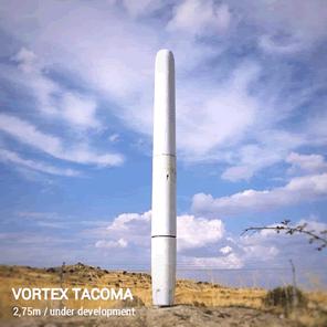 羽がない風力発電がスペインでスタート