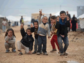 トルコのシリア難民に直接支援物資を届ける
