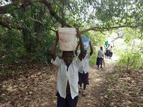 タンザニアの学校に井戸を作りたい